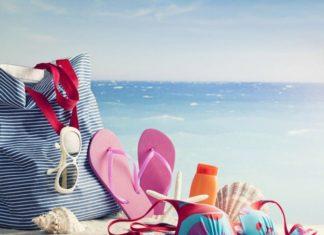 Всё что нужно для отдыха на пляже!