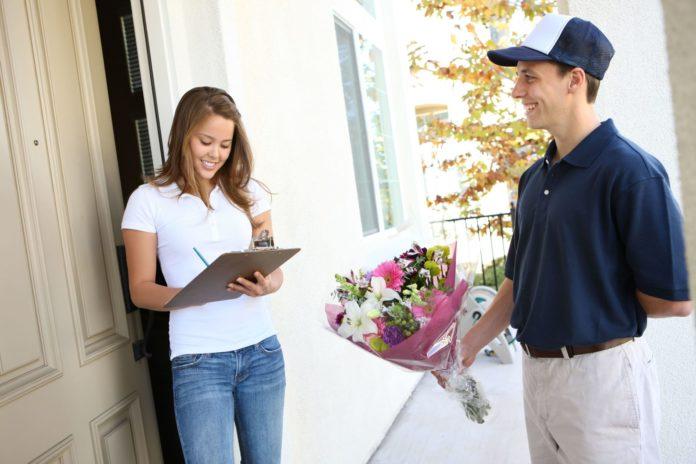 Интересные факты о доставке цветов