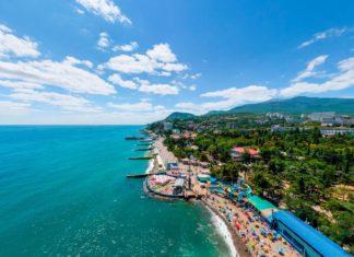 Курорт в Крыму