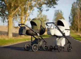 Виды детских колясок для малышей