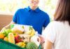 Преимущества доставки продуктов