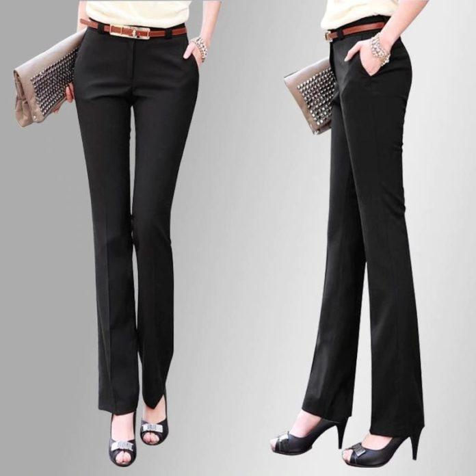 Выбор женских брюк
