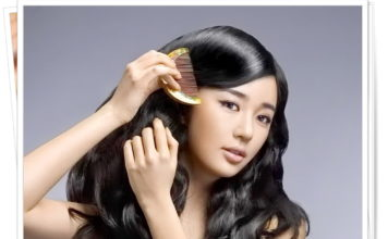 Как кореянки ухаживают за волосами