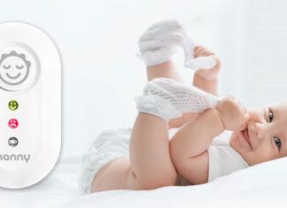 Монитор дыхания новорожденного