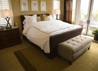 Что следует учитывать выбирая кровать в спальню в интернет магазине?