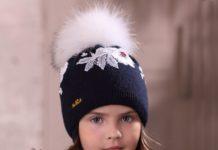 Качественные детские шапки оптом для девочек