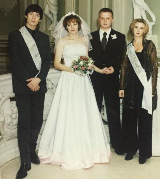 стас пьеха женился фото невесты фартук