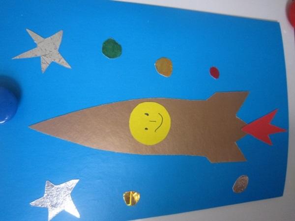 открытка для ракетчиков своими руками 23 февраля коллажи жители