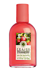 Yves Rocher Les Plaisirs Nature Strawberry